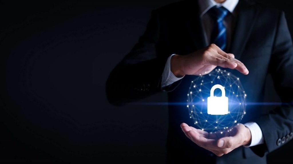 Illustrasjonsbilde av cybersikkerhet